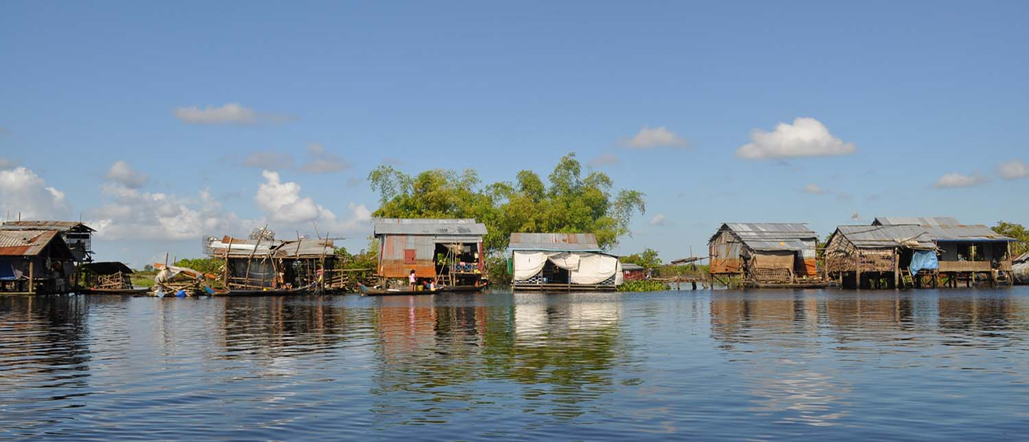 Stunning Floating Villages